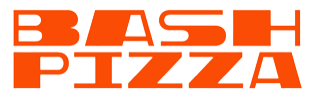 bash pizza logo transparent
